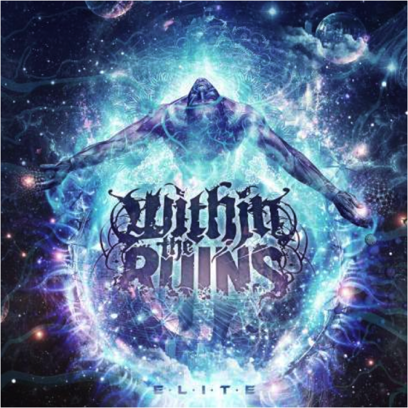 "With their newest release entitled ""Elite,"" Within the Ruins stays true to their original sound but spices it up with clean sound. (Photo provided by blabbermouth.net)"