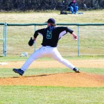 Baseball looks to continue hot hitting