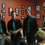 Rising Artists: Emerald Five brings barbershop harmonies