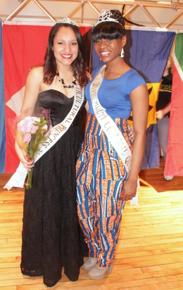 CSA has hosted the pageant since 1991. (Moraima Capellan | The Oswegonian)