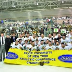 Men's hockey takes SUNYAC crown
