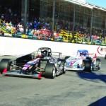 Speedway spectator safety