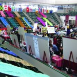 Parade of nations at Oswego