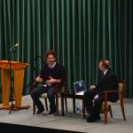 David Benioff visits Oswego State