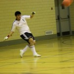 Intramural sports report