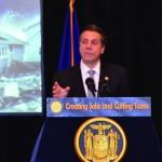 Governor visits Oswego State