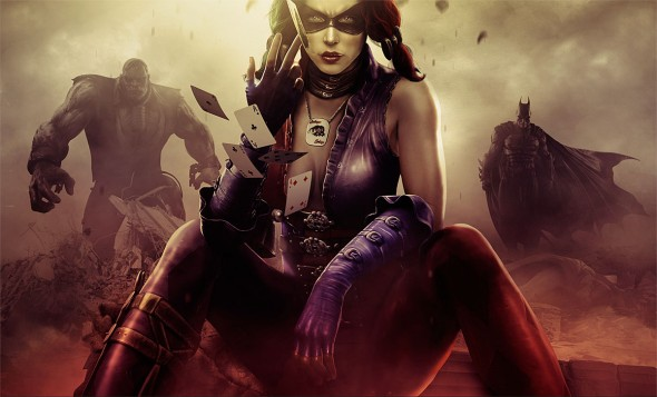 """Injustice: Gods Among Us"" does not try to reinvent the fighting game and allows gamers to play with diverse villains and heroes. (Photo provided by dccomics.com)"