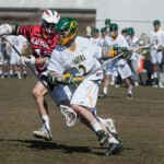 Men's lacrosse suffers 1st home loss