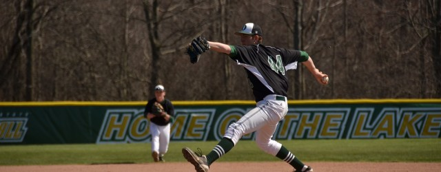 The Oswego State baseball team won five of its six games since Saturday and clinched a spot in the SUNYAC playoffs for the first time in over a decade. The...
