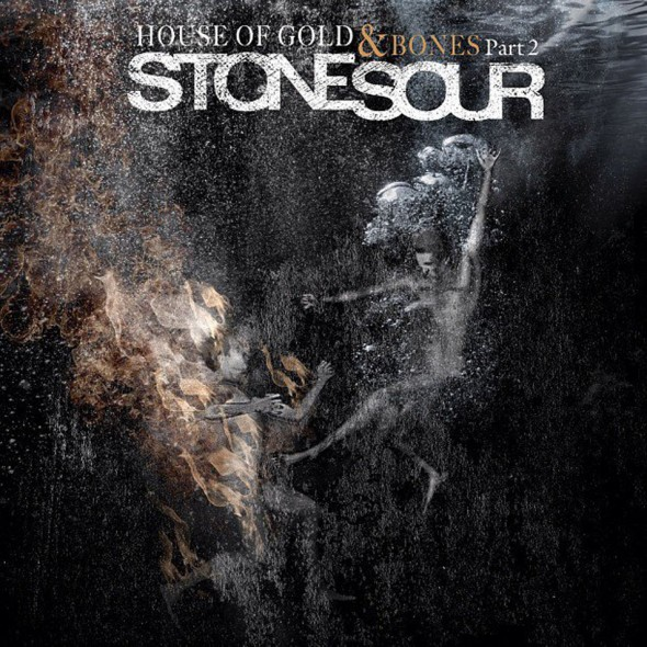 "Stone Sour returns with ""House of Gold and Bones, Pt. 2,"" a darker and vivid narrative that ties itself with its predecessor. The album transitions well from ""Pt. 1"" but still manages to stand on its own. (Photo provided by metalsucks.net)"