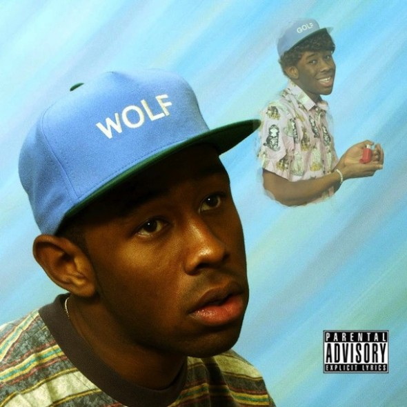 "Tyler, The Creator released three different album covers for ""Wolf."" (Photo provided by stereogum.com)"