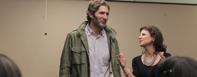 From an early age, author and screenwriter David Benioff loved to make up stories. In his first grade class, Benioff was asked to write a story about what his father...
