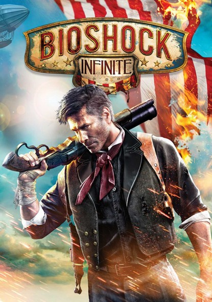 'Bioshock Infinite' is the result of when the plot, visuals and gameplay comes together to give players the chance to drop their guard and enter a vivid world. (Photo provided by gamespersecond.com)