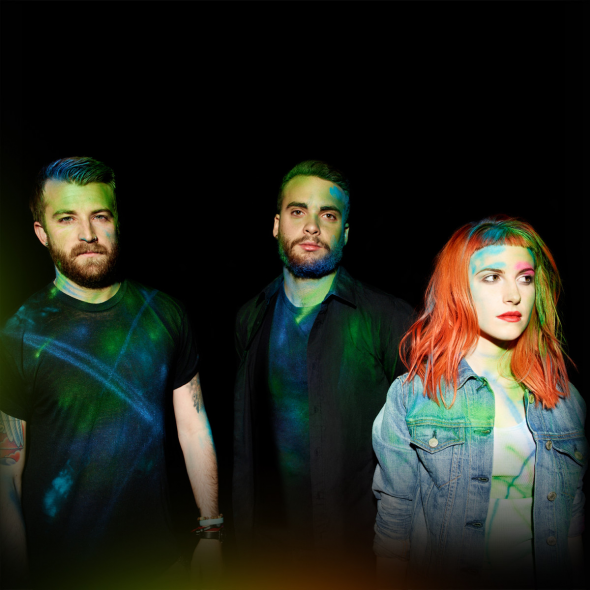 "With songs like ""Now,"" ""Still Into You"" and ""Hate To See Your Heart Break,"" Paramore returns strong, with intense lyrics and curious sounds that will please fans. (Photo provided by wearehardcoreleaks.blogspot.com)"