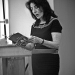 Author Hedy Habra gives poetry reading