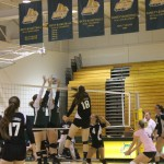 Photo Gallery: Volleyball Oswego State vs. Morrisville