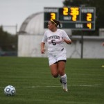 Women's soccer wins 2 at home