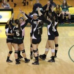 Lakers volleyball hosts tournament
