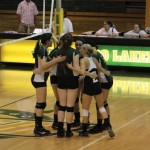 Oswego State sweeps home tournament
