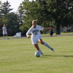 Women's soccer continues to roll