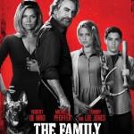 Despite De Niro's effort 'Family' experiences rise, falls in quality