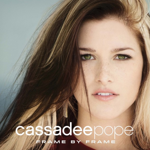Cassadee Pope became the first female winner of NBC's The Voice earlier last year and she is now returning to the spotlight in a solo country album.  (Photo provided by musicrow.com)
