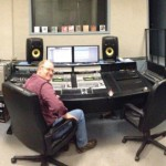 Professor behind Tyler Hall recording studio learned from industry