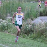 Cross country star succeeds in final season