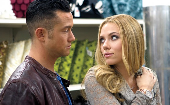 Joseph Gordon-Levitt shines as Jon but Scarlett Johansson's character is left underdeveloped and is played over the top.  (Photo provided by ew.com)