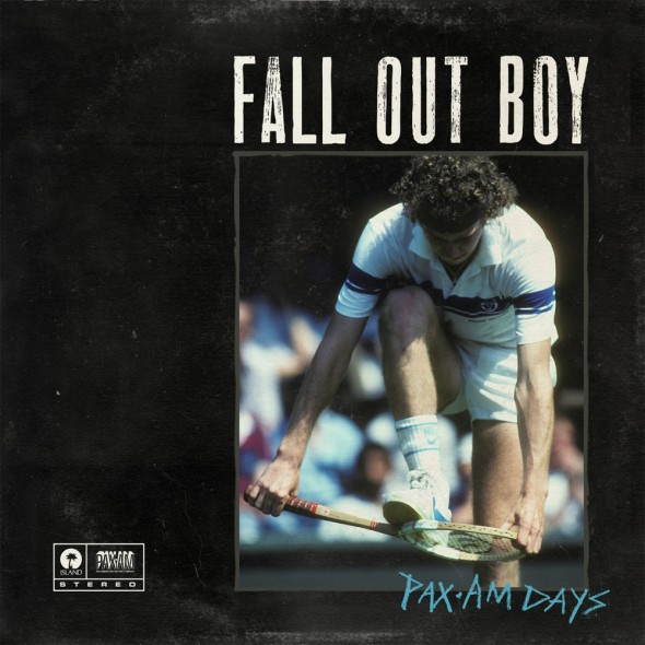 "Listeners are left confused with ""PAX AM Days."" The EP, which was recorded in two days, does not resemble any of Fall Out Boy's earlier work.  (Photo provided by  josepvinaixa.com)"