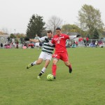 Photo gallery: Men's soccer vs. SUNY Cortland (Senior Day)