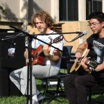 First time 'Acoustics in the Quad' showcases student talent