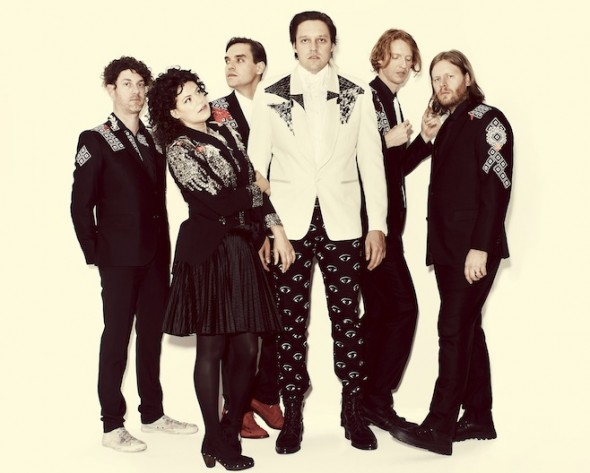 Arcade Fire explores different influences and sounds in its fourth album, 'Reflektor.'  (Photo provided by pitchfork.com)
