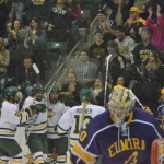 Oswego State grabs third win