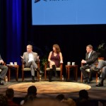 Alumni-filled panel discusses business of sports at Media Summit