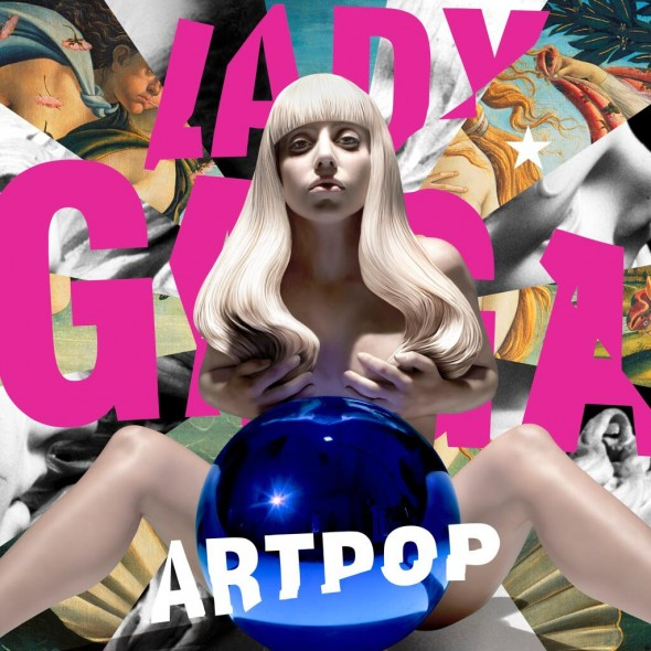 "Lady Gaga's fourth album, ""Artpop,"" displays eccentric and diverse sounds.  (Photo provided by popdust.com)"
