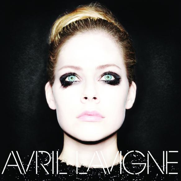 Avril Lavigne's self-titled album shows the artist's lack of maturity in her music.  (Photo provided avrillavigne.com)
