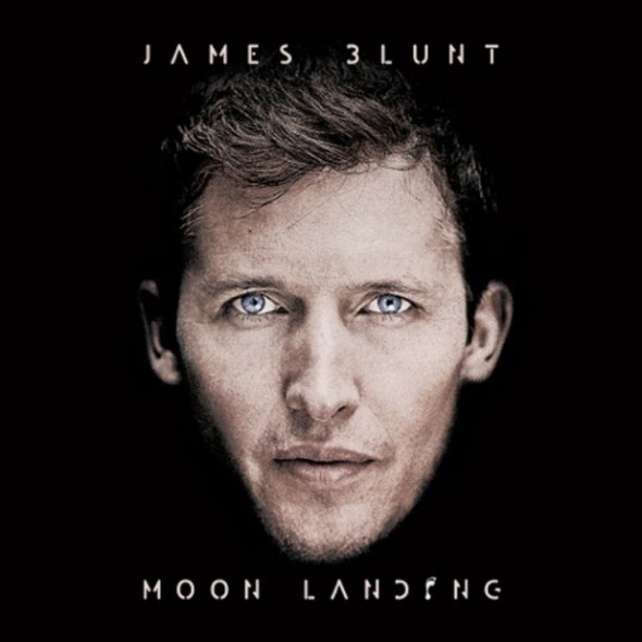 "'Moon Landing' is reminiscent of Blunt's debut album, ""Back to Bedlam.""  (Photo provided by digitalspy.com)"