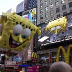 Spongebob spurs absurd political debate