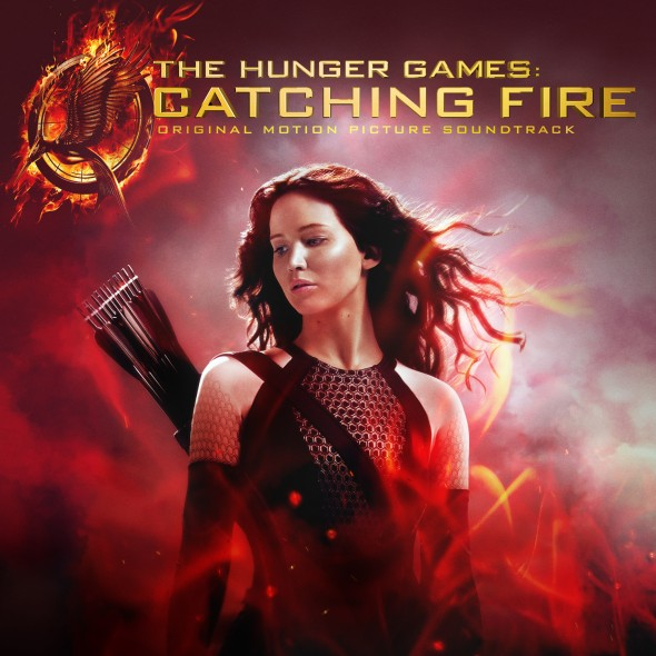 """The Hunger Games: Catching Fire"" soundtrack features tracks from various artists from different genres such as Coldplay, Lorde and The Weeknd.  (Photo provided by collider.com)"