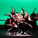 Vocal Effect's musical medley show kicks off semester right
