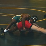 Oswego State dropped in final home dual