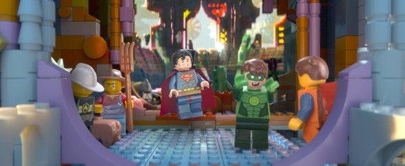 "Boasting a star-studded cast featuring Will Arnett, Chris Pratt, Elizabeth Banks, Liam Neeson, and Morgan Freeman, ""The Lego Movie"" is a marvel of modern animation.  (Photo by thelegomovie.com)"