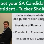 SA candidates run for top positions unopposed