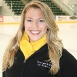 Journalism student balances Disney, ice skating