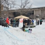 Rail Jam takes to Academic Quad to provide entertainment