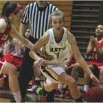 Guard shines in final year with women's basketball