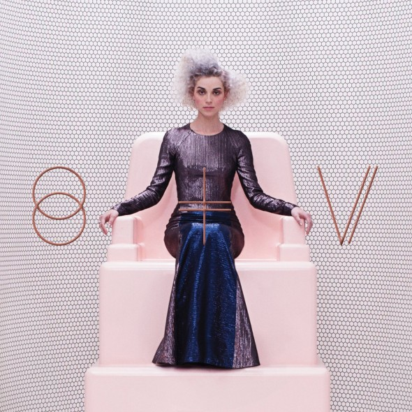 With eccentric melodies, St. Vincent offers a fresh voice in pop music.  (Photo provided by thefirenote.com)