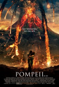 """Pompeii"" destroys the real history behind the tragedy with horrid acting, unnecessary special effects and lack of accuracy. (Photo provided by studio)"