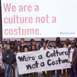 Student wearing blackface sparks racial debate